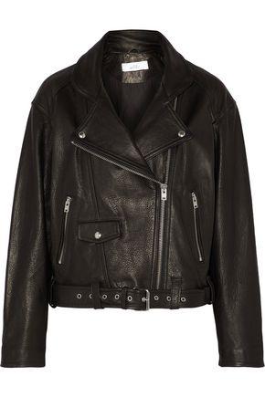 IRO Larissa leather biker jacket