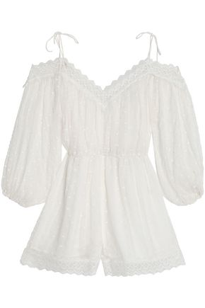 ZIMMERMANN Playsuits