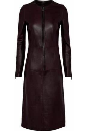 BELSTAFF Leather dress