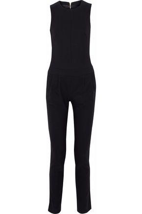 J BRAND Parker pleated crepe jumpsuit