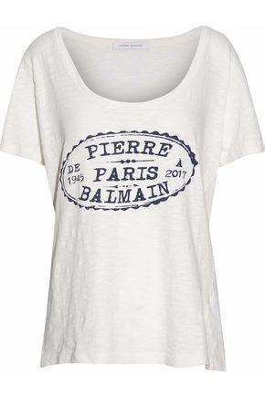 PIERRE BALMAIN Short Sleeved