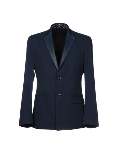 Фото - Мужской пиджак YOON темно-синего цвета