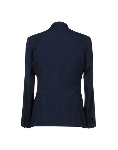 Фото 2 - Мужской пиджак YOON темно-синего цвета