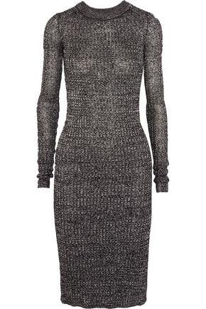 ISABEL MARANT Dakota ribbed-knit dress