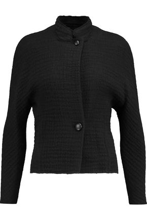 ISABEL MARANT Linda textured-wool jacket