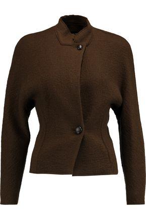 ISABEL MARANT Linda textured-wool jacket