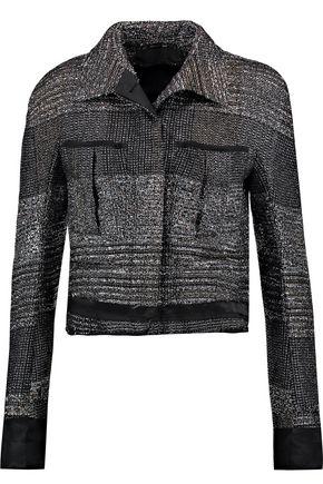 HAIDER ACKERMANN Bussey metallic bouclé jacket