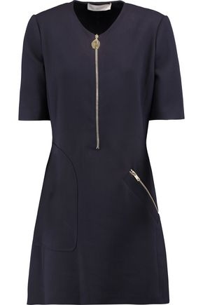 STELLA McCARTNEY Gerini wool-blend dress
