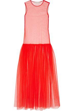 STELLA McCARTNEY Agostina mesh maxi dress