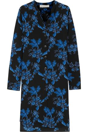 STELLA McCARTNEY Bianca printed silk-crepe dress