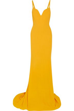 STELLA McCARTNEY Primrose crepe gown