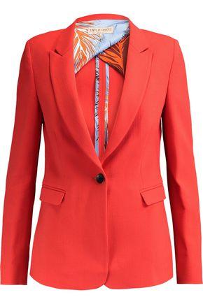 EMILIO PUCCI Stretch-wool crepe blazer