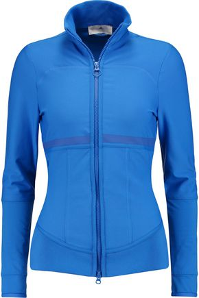 ADIDAS by STELLA McCARTNEY Midlayer stretch jacket