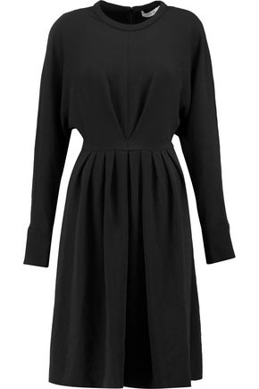 IRO Pleated crepe dress