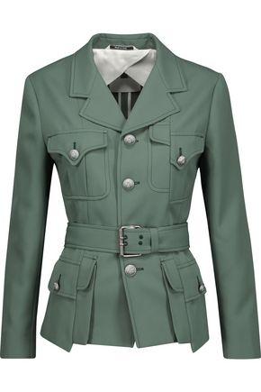 MAISON MARGIELA Belted twill jacket