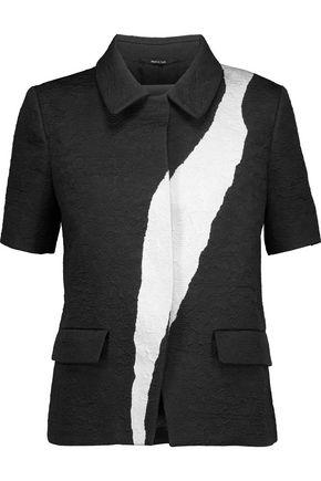 MAISON MARGIELA Two-tone cloqué jacket