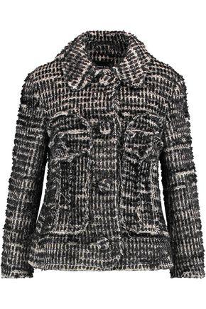 SIMONE ROCHA Metallic bouclé jacket