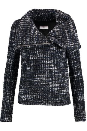IRO Bouclé tweed jacket