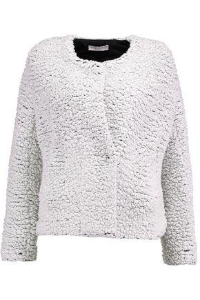 IRO Wool-blend bouclé jacket