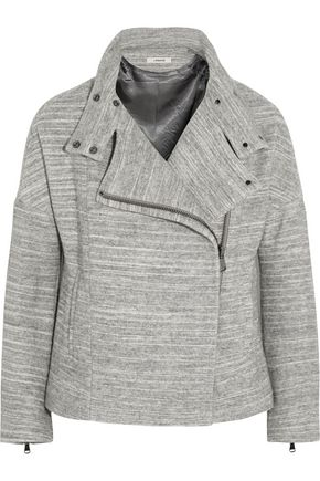 J BRAND Pallenberg cotton and wool-blend jacket