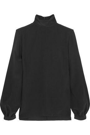 VANESSA SEWARD Chini silk turtleneck top