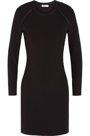 IRO Cheryne cutout stretch-crepe mini dress