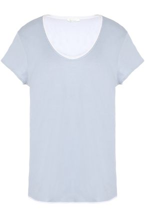 SKIN Cotton-jersey top