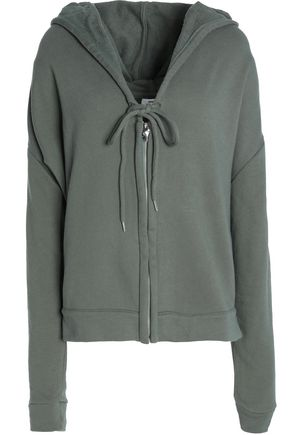 MIKOH Cotton hooded sweatshirt