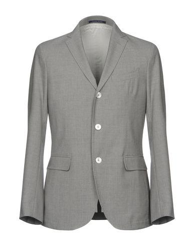 Фото - Мужской пиджак PAOLONI серого цвета