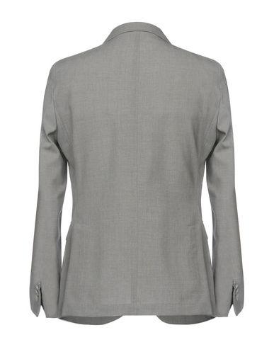 Фото 2 - Мужской пиджак PAOLONI серого цвета