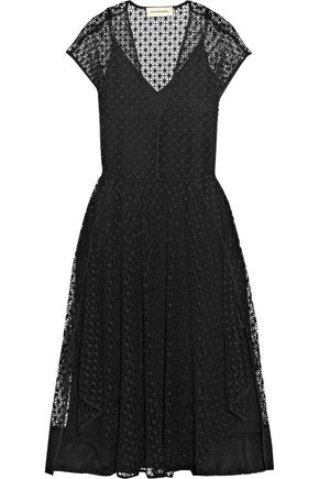 BY MALENE BIRGER Macramé lace dress