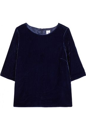 IRIS AND INK Joy velvet top