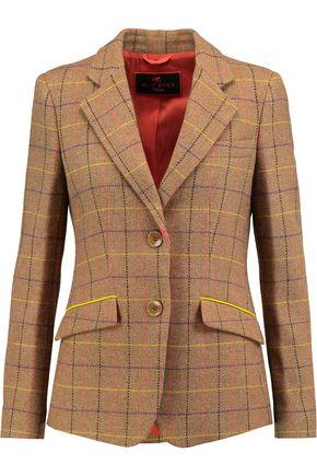 ETRO Checked wool blazer
