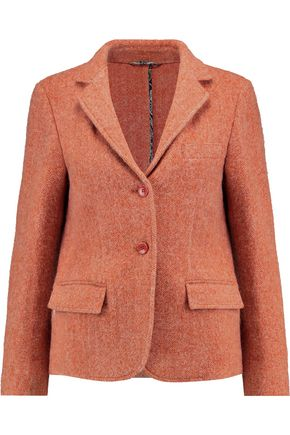 ETRO Wool and alpaca-blend blazer