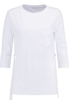 HELMUT LANG Cotton-jersey top