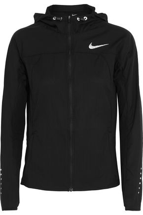 NIKE Hooded shell jacket
