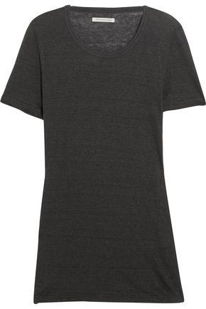 ISABEL MARANT ÉTOILE Kiliann slub linen-jersey T-shirt