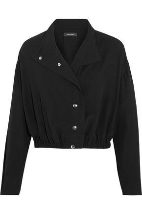 ISABEL MARANT Lynton wool-blend crepe jacket