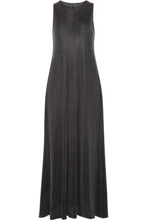 THE ROW Avel satin-jersey maxi dress