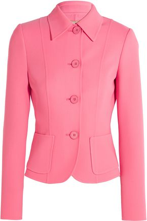 MICHAEL KORS COLLECTION Stretch-wool jacket