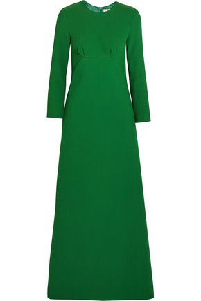 MERCHANT ARCHIVE Stretch-cloqué gown