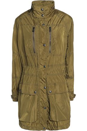 BELSTAFF Devon coated shell jacket