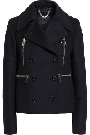 BELSTAFF Anslow wool and cashmere-blend jacket