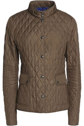 BELSTAFF Sheffield quilted shell jacket