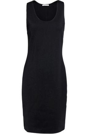 HELMUT LANG Stretch-scuba mini dress