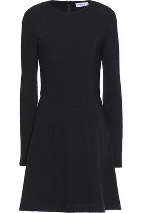 CARVEN Cotton-blend jersey mini dress