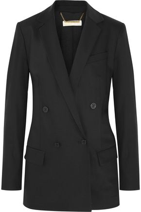 MICHAEL MICHAEL KORS Double-breasted stretch-wool blazer