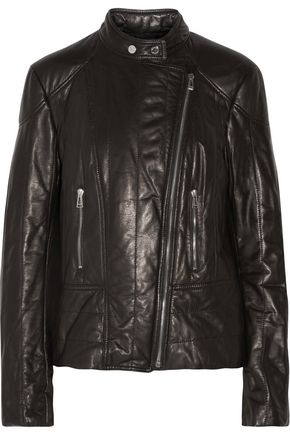 BELSTAFF Albinson quilted leather biker jacket