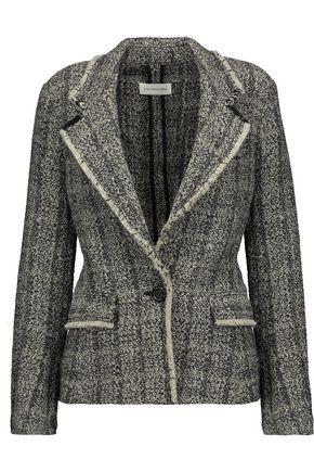 ISABEL MARANT ÉTOILE Wool-blend tweed blazer
