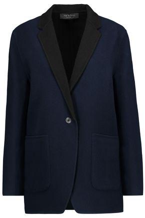RAG & BONE Mica wool-felt blazer